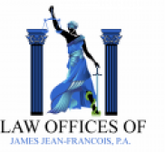 Attorney James Jean-Francois, Leave attorney in Hollywood -