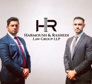 Attorney Harmoush & Rashedi Law Group LLP, Criminal attorney in Encino - 16055 Ventura Blvd