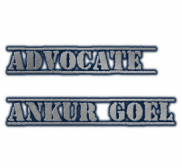Advocate Ankur Goel, District Court advocate in Pune - Wagholi