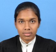 Advocate Mekala E, Property Verification lawyer in Coimbatore - Near coimbatore District court