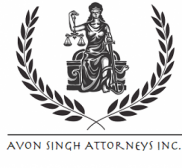 Attorney Avon Singh Attorneys Inc, Company attorney in Johannesburg - Kelvin