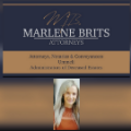 Attorney Marlene Brits, Property attorney in South Africa - Gauteng