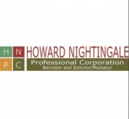 Howard Nightingale Professional Corporation, Law Firm in Toronto -