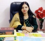 Advocate Vibha Tiwari, Lawyer in Haryana - Faridabad (near Rewari)