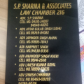 Advocate Sparsh Chhibber, Lawyer in Punjab - Chandigarh (near Adampur)