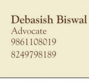 Advocate Debasis Biswal, Lawyer in Orissa - Cuttack (near Bauda)